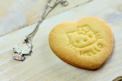 Maślane ciasteczka Hello Kitty