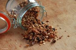 Orzechowa granola