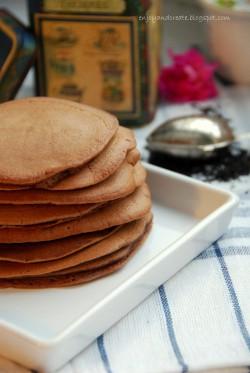 Pancakes kakaowe