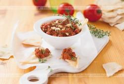 Prowansalska pasta z pomidorów