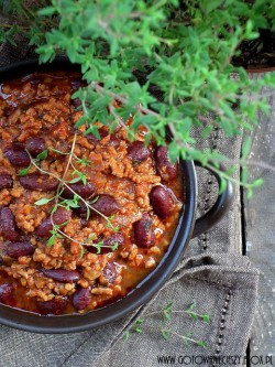 Teksańskie Chili Con Carne