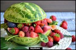 Żółw arbuzowy