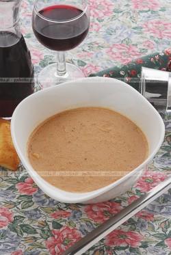 Zupa-krem z ciecierzycy