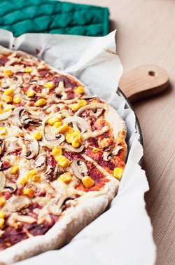 ciasto na pizzę