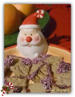Ciasteczka korzenne z imbirem