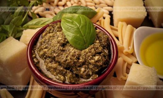 Pesto z 5 ziół