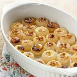 Pieczone cebulki