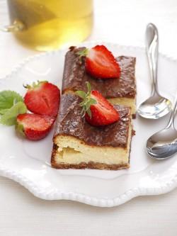 Słodko-słony sernik z nutą karmelową