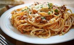 Spaghetti ala bolenesse