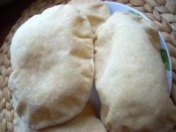 Chlebki pita pełnoziarniste