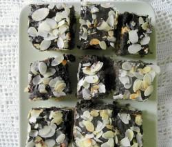 Makowiec z dużą ilością maku i małą ilością ciasta