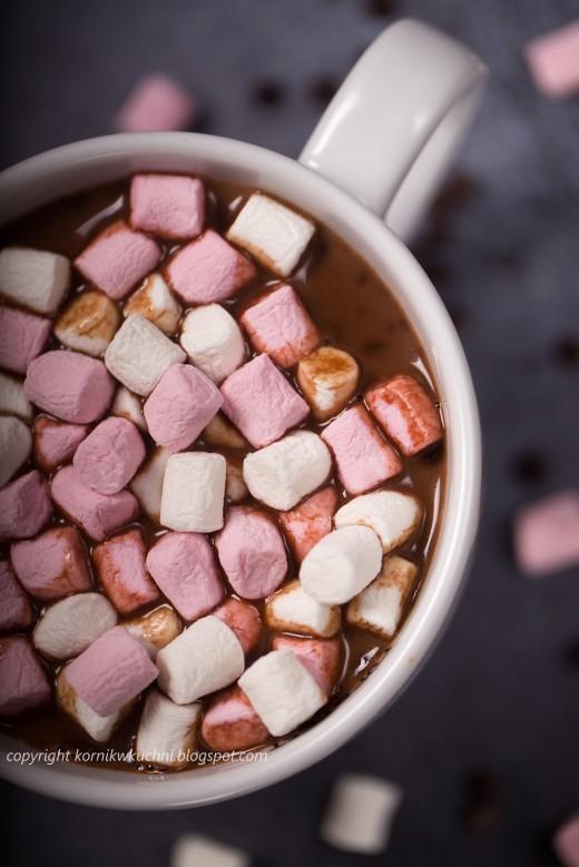 Gorąca czekolada z Nutellą i czekoladowy czwartek