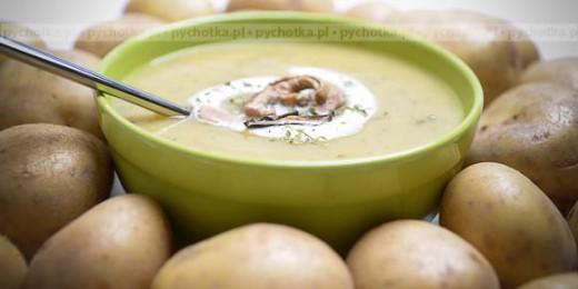 Gęsta zupa ziemniaczana