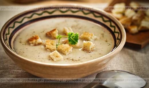 Zupa z czosnku Beaty