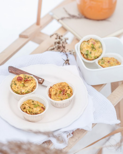 Mini omlety