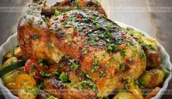 Kurczak pieczony Ilony