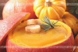 Zupa z dyni z kminkiem Gosi