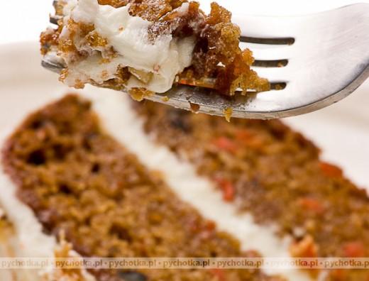 Ciasto marchewkowe z kremem serowym