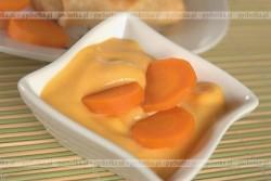 Krem marchewki z ziemniakami
