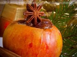 Pieczone jabłka z pysznym farszem