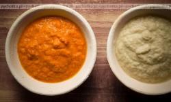 Sos sałatkowy curry