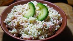 Swojskie jedzonko: Szybka sałatka z 3 składników-pycha