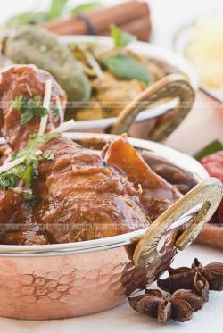Curry z kurczaka Agnieszki