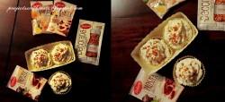 Projekty ze smakiem / Projects with taste: Muffinki cytrynowe z kremem limonkowym i bitą śmietaną robione z sercem …..