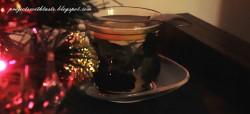 Projekty ze smakiem / Projects with taste: Orzeźwiająca herbata z miętą / A refreshing tea with mint