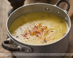 Zupa ziemniaczana ze słoniną